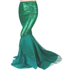 Brand new Mermaid tail skirt